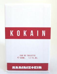 Rammstein KOKAIN - Kokain 50ml Eau de Toilette Spray (GRUNDPREIS 56,00€/100ML)