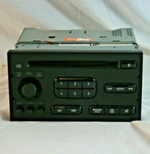 SAAB CLARION OEM AM/FM RADIO STEREO / CD PLAYER 4710349 - UNTESTED FOR PARTS