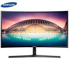 PC Monitor Samsung Full HD Curved Screen 27 Inch 1800R LED 1920X1080 60Hz Gaming