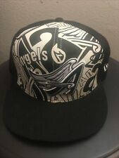 fitted hats new era 59 fifty 7 3/8 Angels