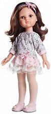 Paola Reina 74502 Fiore Vestito con Scarpe per 32 cm Carol Bambola