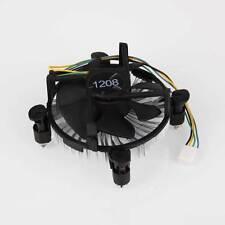 4Pins CPU Heatsink + Fan Cooler for Intel Core2 LGA Socket LGA775 US CA