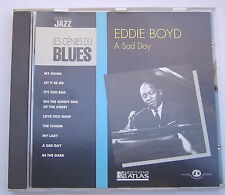 EDDIE BOYD . A SAD DAY . LES GÉNIES DU BLUES . CD