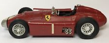 Brumm 1/43 Scale Red Lancia Ferrari Made In Italy #20 Model Race Car Racing D50