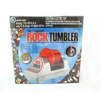 NEW Kids Rock Tumbler Kit Polish Cleaning Gem Stones Jewelry Making Craft Gift