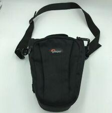 Lowepro SLR Camera Bag TLZ2 All Weather Cover Shoulder Strap Black
