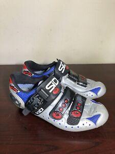 Sidi Genius 4 Womens Cycling Shoes Size 38 Peloton Road Cycling Size 7.5 US