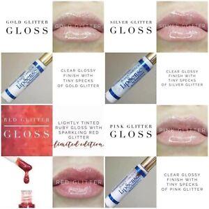 LipSense Lip Gloss - New, Unopened tubes, Seal lip colors or wear alone!