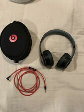 Beats by Dr. Dre Solo2 Over the Ear Headphones - Black
