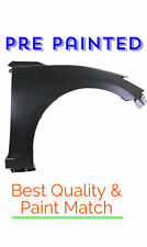 New PRE PAINTED Passenger RH Fender for 2014-2016 Mazda Mazda3 w Free Touch Up