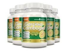 Garcinia Cambogia 1000mg 60% HCA Pilules De Régime 360 Capsules