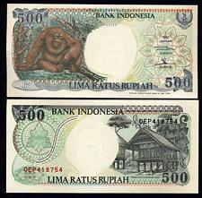 INDONESIA  500 Rupiah 1998  UNC  P 128 g