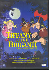 TIFFANY E I TRE BRIGANTI - DVD (USATO EX RENTAL)