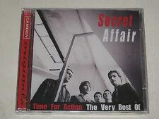 Secret Affair/time of Action (Camden 74321 487322/bmg) CD Album