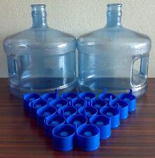 5 Flaschen Kappen Wasserspender Wasser Flasche Verschlusskappen Non Spill Caps