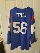 Mitchell & Ness Lawrence Taylor Giants Throwback Jersey