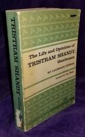 The Life and Opinions of Tristram Shandy, Gentleman Laurence Sterne 1965