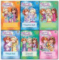 Secret Kingdom Series 4 Collection Rosie Banks 6 Books Set Collection Vol 19-24