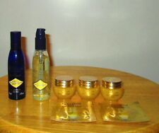 L'Occitane-Assorted Immortelle Items, 3 Divine Creams, Samples & FREE Travel Bag