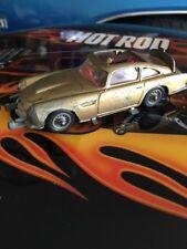 Vintage 1960's Corgi James Bond 007 Aston Martin DB 5 Model Car MADE IN BRITAIN