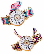 Unbranded Fabric/Canvas Strap Wristwatches