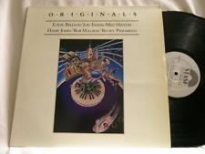 LOUIS BELLSON Originals Jon Faddis Hank Jones Milt Hinton Bucky Pizzarelli LP