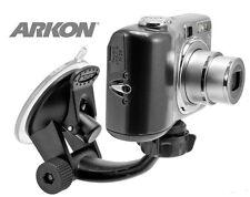 Arkon CMP214 Black Dash Windshield Camera Camcorder Mount f/ GoPro Contour Kodak