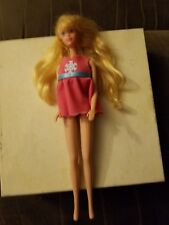 Barbie Vintage Mattel CHINA  Twist N Turn Shirt Blonde Hair