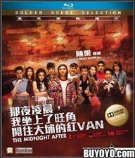 The Midnight After Region A Blu-ray Eng Sub Fruit Chan Simon Yam Janice Man