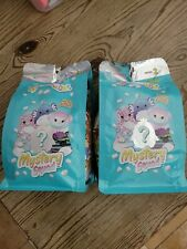 """2 Pack Of Series 2 Mystery 5"""" Scented Squishmallow Brand New Unopened"""