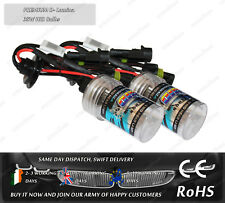HID Xenon H7 35W 4300k 12V White Main Dipped Hi Beam Fog Headlight Bulbs Lights