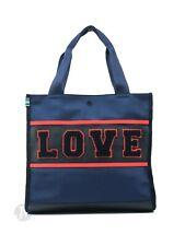 Tory Burch Sport (41991) Love Nylon Midnight Swim Tote Handbag Purse