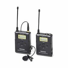 Saramonic UwMic15 Wireless 16 Channel Omni Lavalier Microphone System