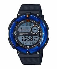 SGW-600H-2A Casio Sport Compass 100m Men's Watches Stopwatch New