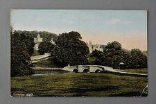 R&L Postcard: Derbyshire Haddon Hall, Birn Bros BB