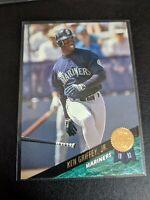 1993 Leaf #319 Ken Griffey Jr. Seattle Mariners