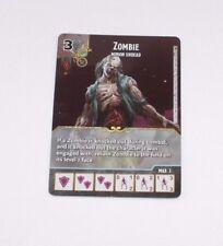 D&D Dice Masters Battle for FAERUN * ZOMBIE * OP Promo Prize Card