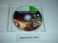 GEARS OF WAR: JUDGEMENT game disc in plain case for Microsoft XBOX 360