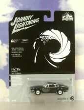 "JOHNNY LIGHTNING 1/64 DIECAST JAMES BONDS 1987 ASTON MARTIN V8 ""NO TIME TO DIE"""