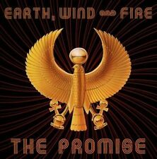 FREE US SH (int'l sh=$0-$3) USED,MINT CD Earth Wind & Fire: The Promise