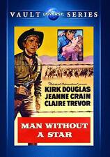 MAN WITHOUT A STAR (Kirk Douglas) - DVD - Region Free - Sealed