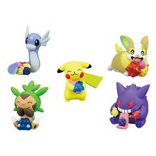 """Pokemon Mini Figure Set """"A full meal"""" Japan"""