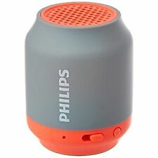 Philips BT50G Bluetooth Wireless Portable Speaker for All iPhone and Android