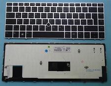 TASTIERA HP EliteBook Folio 9470m hp9470m illuminazione a LED retroilluminazione KEYBAORD de