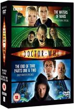 Doctor Who The Waters of Mars/the End of Time - DVD Region 2 Shi