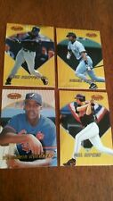 1996 BOWMAN'S BEST BASEBALL COMPLETE 1-180 SET,24 HALL OF FAMERS,JETER,GRIFFEY++
