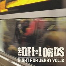 Right For Jerry 2 - Del Lords (2017, CD NIEUW)