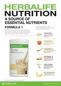 HERBALIFE F1 different flavours Free Delivery