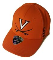 Virginia Cavaliers Hat Memory Fit Structured Booster Cap M/L