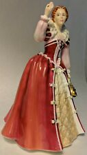 Royal Doulton Figurie - Hn3099 - Queens of the Realm - Queen Elizabeth I
